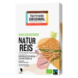 Fairtrade Original Bio Natur Reis 400g