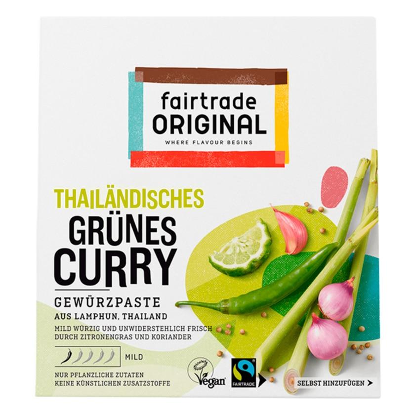 Fairtrade Original Thailändisches Grünes Curry 70g