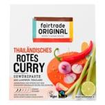 Fairtrade Original Thailändisches Rotes Curry 70g