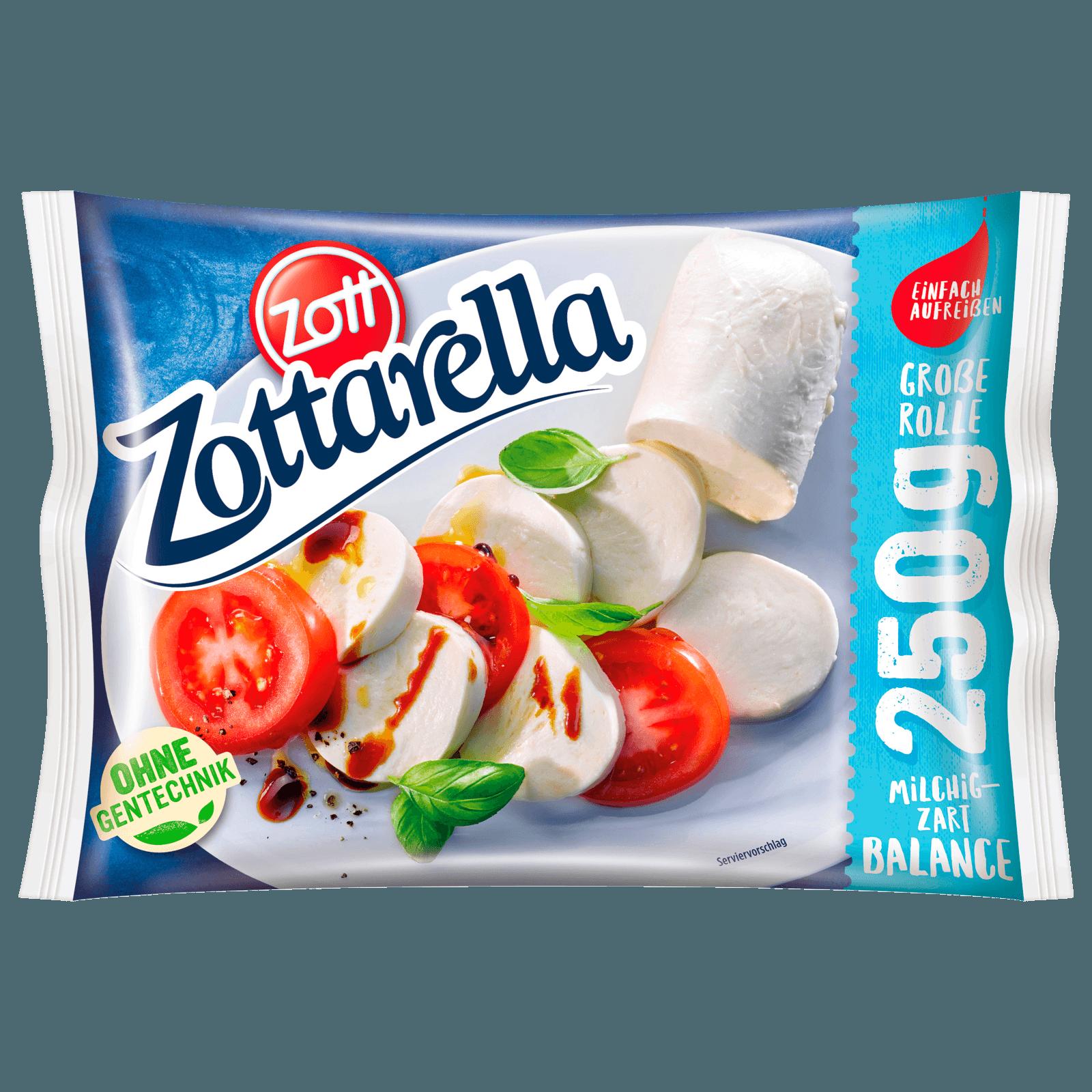 Zott Zottarella Rolle leicht 250g