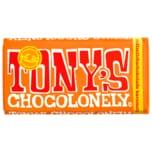 Tony's Chocolonely Vollmilchschokolade Karamell Salz 180g