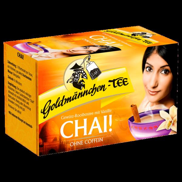 Goldmännchen-Tee Chai! 40g