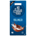 Frankonia No Sugar Added Vollmilch Tafel 80g