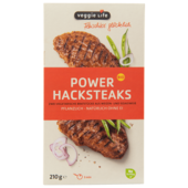 Veggie Life Power-Hacksteaks 210g