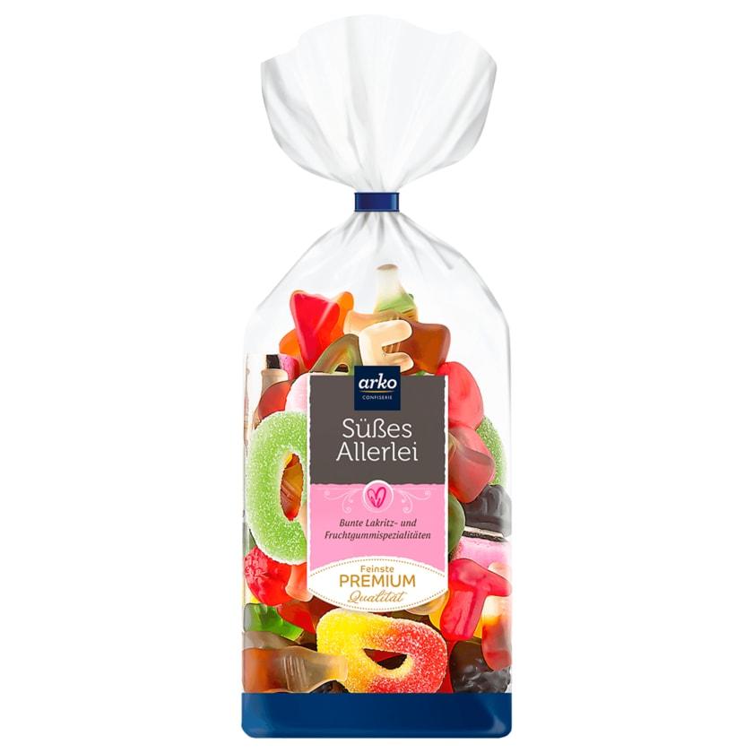 Arko Fruchtgummi Süßes Allerlei 400g