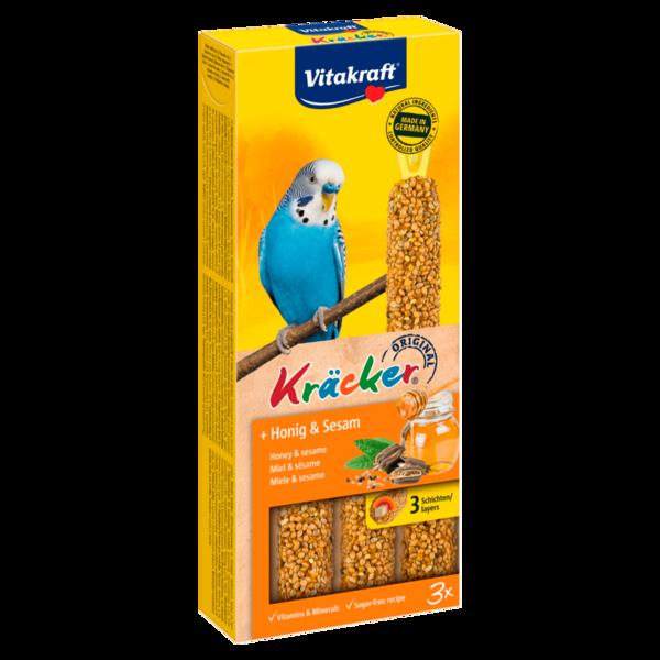 Vitakraft Kräcker Honig-Sesam 3 Stück