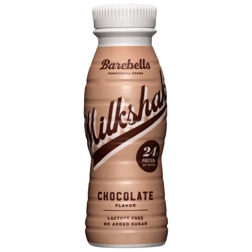 Barebells Milkshake Chocolate 0,33l