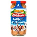 Böklunder Fußball-Bockwurst 250g