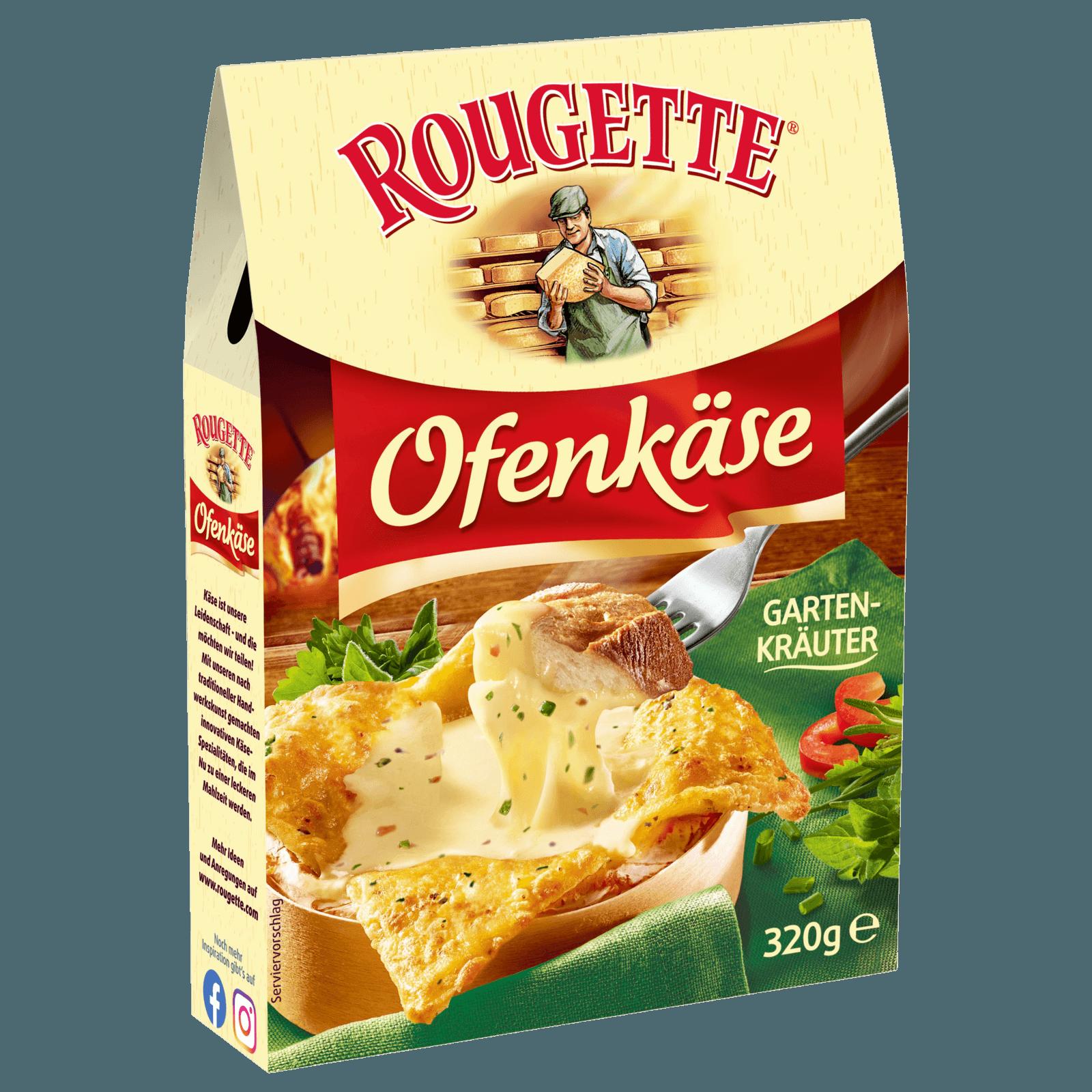 Rougette Ofenkäse Gartenkräuter 320g