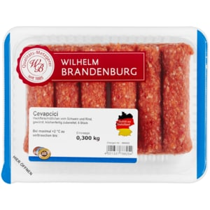Wilhelm Brandenburg Cevapcici 300g