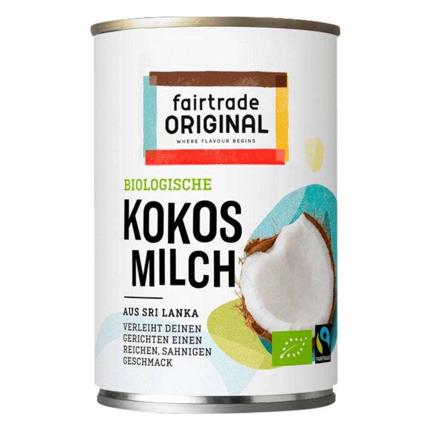 Fairtrade Original Biologische Kokosmilch 400ml