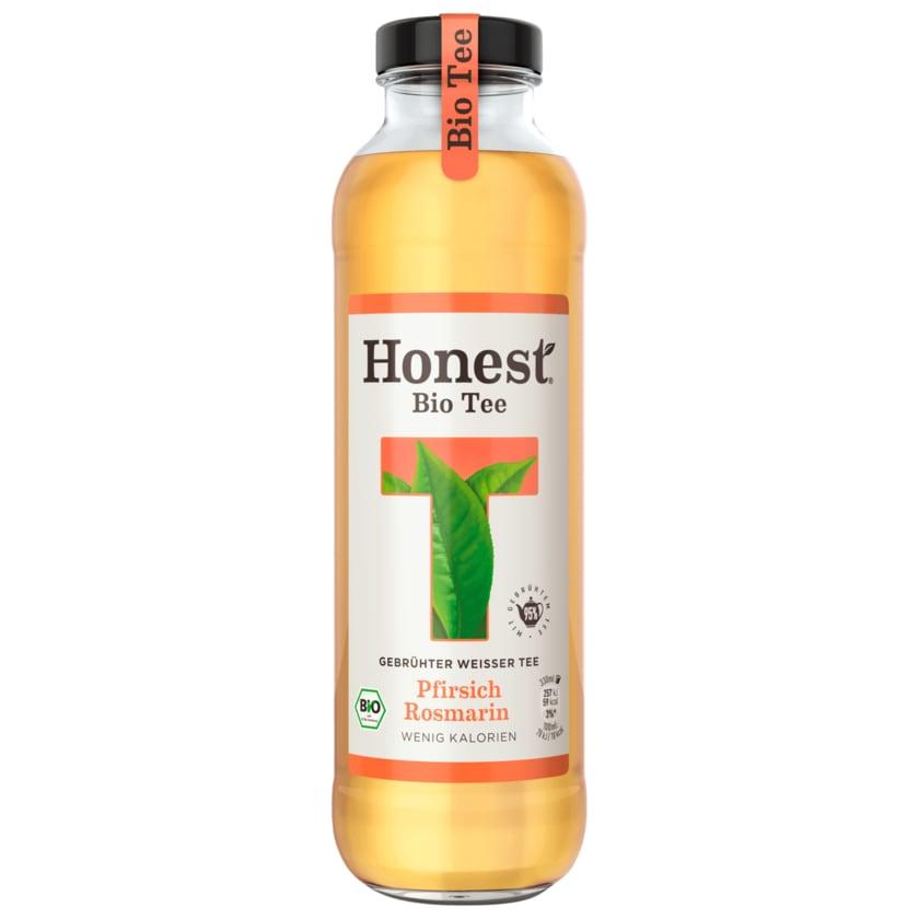 Honest Bio Tee Pfirsich Rosmarin 0,33l