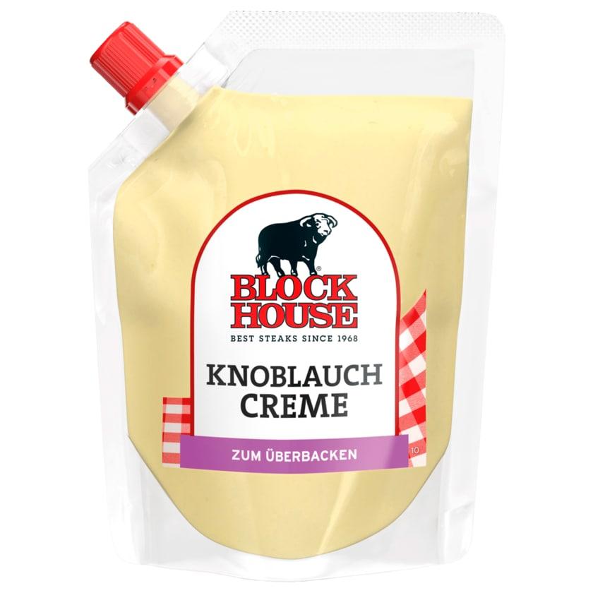 Block House Knoblauchcreme 250ml