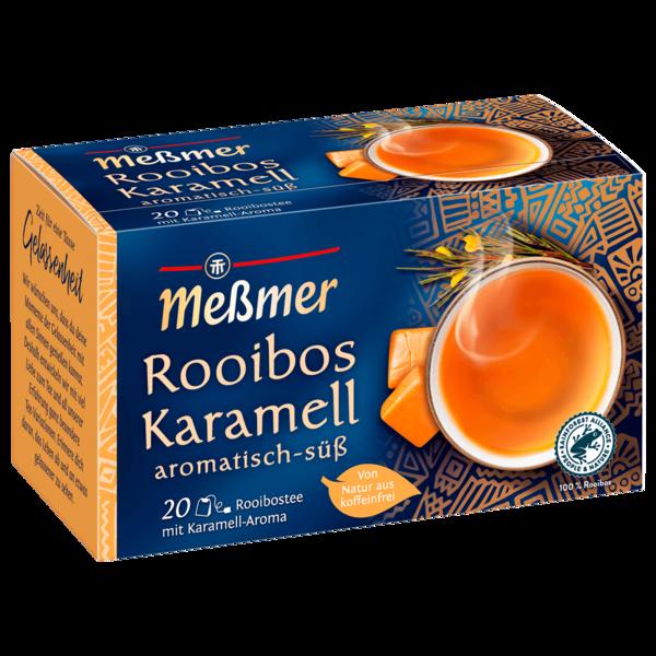 Meßmer Rooibos Karamell 40g, 20 Beutel