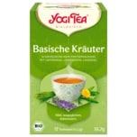 Yogi Tea Bio Basische Kräuter 35,7g, 17 Beutel