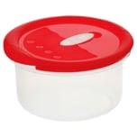 Micro Clip®-Frischhaltedose rund 1L