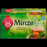 Teekanne Minze 45g, 20 Beutel
