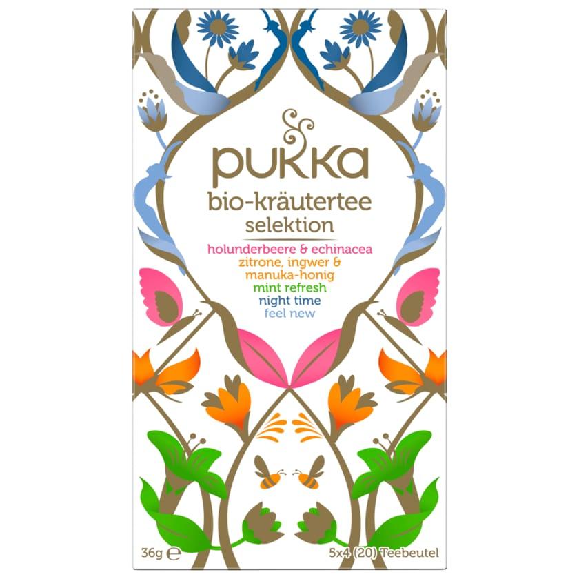 Pukka bio-kräutertee selektion 5x4, 20 Beutel, 36g