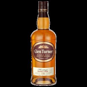 Glen Turner Single Malt Scotch Whisky Double Cask 0,7l