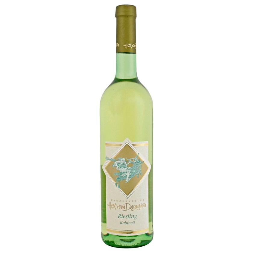 Hex vom Dasenstein Weißwein Riesling Kabinett trocken 0,75l
