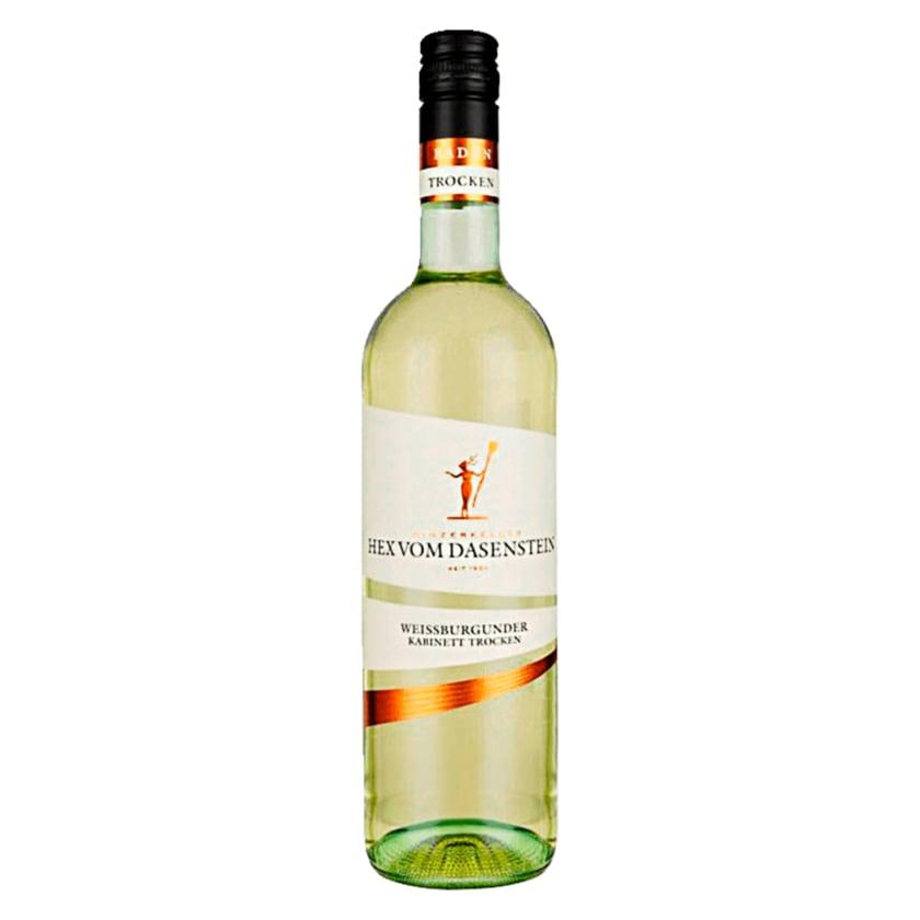 Hex vom Dasenstein Weißwein Weißburgunder Kabinett trocken 0,75l