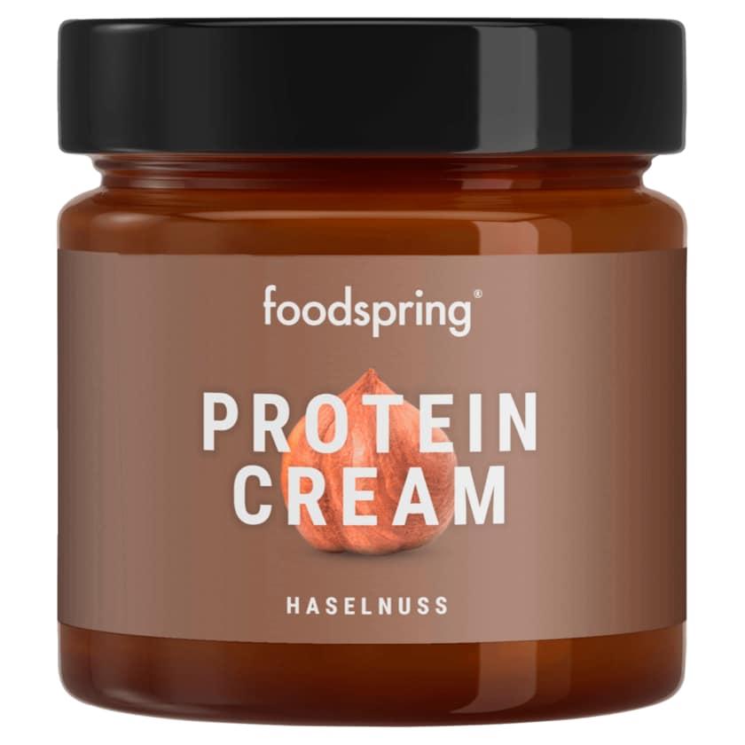 Foodspring Protein Cream Haselnuss 200g