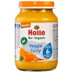 Demeter Bio Holle Veggie Curry ab dem 6. Monat 190g