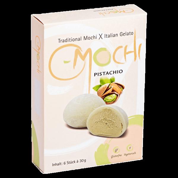 O-Mochi Mochi Eis Pistachio 6 Stück, 180g