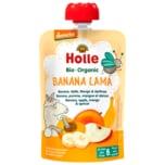 Demeter Holle Bio Organic Banana Lama - Banane, Apfel, Mango & Aprikose 100g