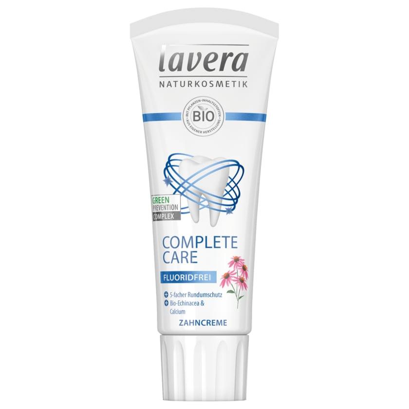 Lavera Bio Zahncreme Complete Care fluoridfrei 75ml