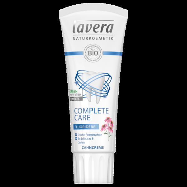 Lavera Zahncreme Complete Care Fluoridfrei 75ml