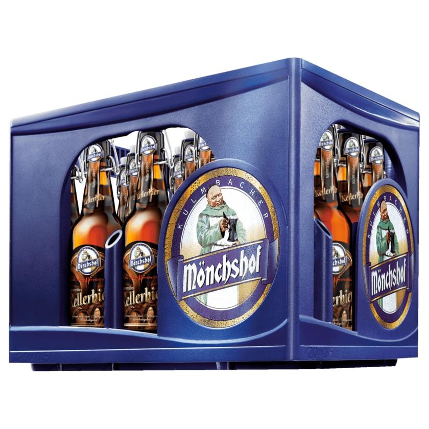 Mönchshof Kellerbier 20x0,5l