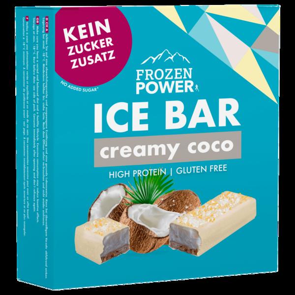 Frozen Power Ice Bar Creamy Coco 3x50g
