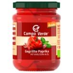 Campo Verde Demeter gegrillte Paprika 190g