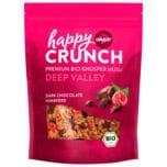 Davert Bio Happy Crunch Deep Valley Knusper Müsli 325g
