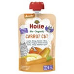 Holle Carrot Cat Bio Karotte, Mango, Banane & Birne 100g