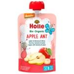 Holle Apple Ant Bio Apfel & Banane mit Birne 100g