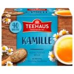 Teehaus Kamille 60g, 40 Beutel