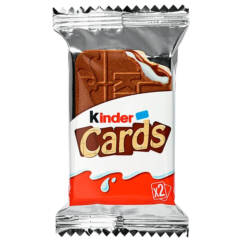 Kinder Cards 2er 25,6g