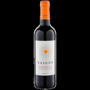 Rasgón Rotwein Tempranillo halbtrocken 0,75l