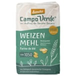 Demeter Campo Verde Weizenmehl Typ 1050 1000g