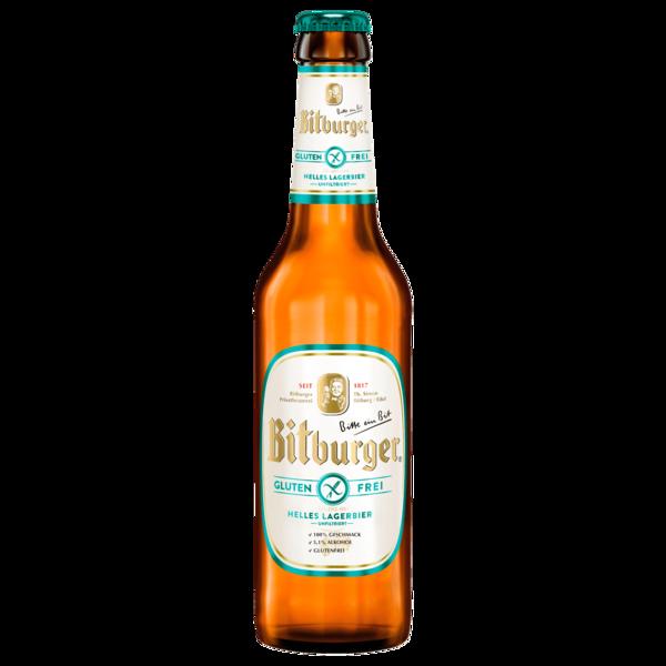 Bitburger Glutenfrei 0,33l