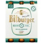 Bitburger Helles Lagerbier glutenfrei 6x0,33l