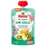 Holle Kiwi Koala Bio Birne & Banane mit Kiwi 100g