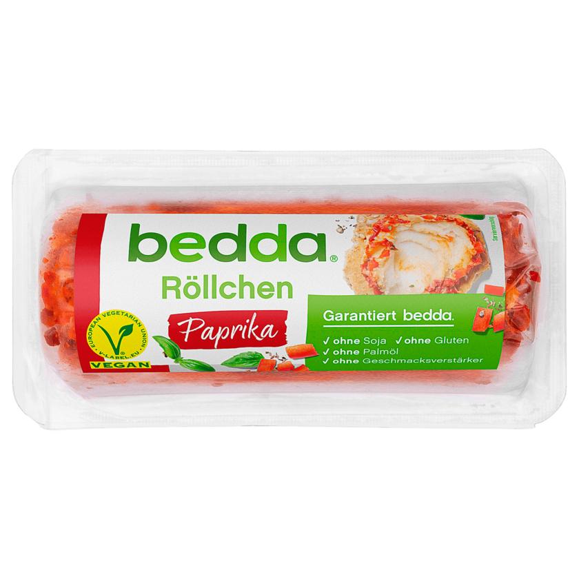 Bedda Röllchen Paprika vegan 100g