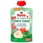 Holle Power Parrot Bio Birne mit Apfel & Spinat 100g