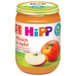 Hipp Bio Pfirsich mit Apfel 190g
