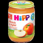Hipp Pfirsich mit Apfel 190g