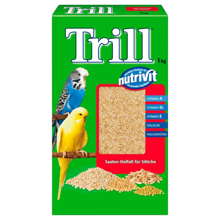 Trill Saaten-Vielfalt für Sittiche 1kg