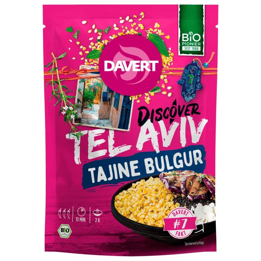 Davert Bio Discover Tel Aviv Tajine Bulgur 125g